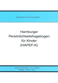 Hamburger Persönlichkeitsfragebogen für Kinder