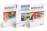 Paket bestehend aus jeweils 1 Test komplett: BEFKI 5-7, BEFKI 8-10 und BEFKI 11-12+