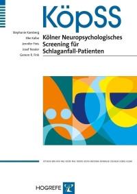Kölner Neuropsychologisches Screening für Schlaganfall-Patienten