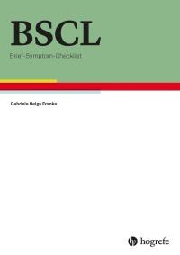 BSCL komplett bestehend aus: Manual, 5 Fragebogen, 5 Auswertungsbogen, 5 Profilbogen und Testmappe