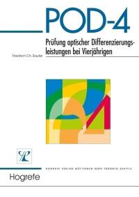 Prüfung optischer Differenzierungsleistungen bei Vierjährigen