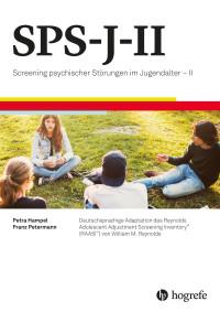Screening psychischer Störungen im Jugendalter - II