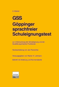 Göppinger sprachfreier Schuleignungstest