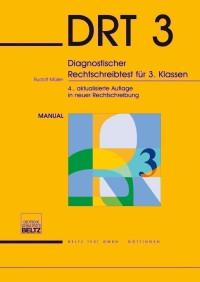 Diagnostischer Rechtschreibtest für 3. Klassen