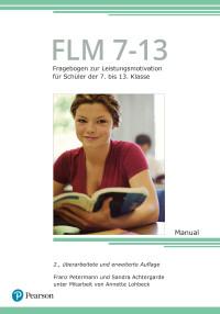 Fragebogen zur Leistungsmotivation für Schüler der 7. bis 13. Klasse