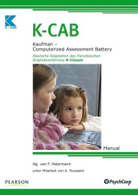 Kaufman - Computerized Assessment Battery