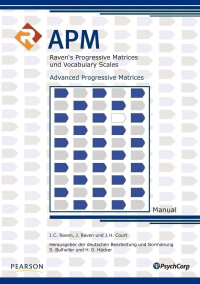 Advanced Progressive Matrices