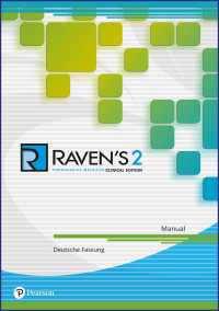 Raven´s Progressive Matrices 2, Clinical Edition