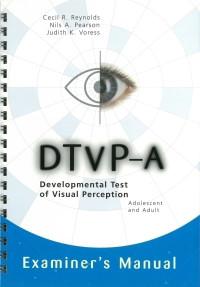 Developmental Test of Visual Perception - Adolescent and Adult