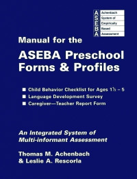 Child Behavior Checklist 1 ½–5 Deutsche Fassung