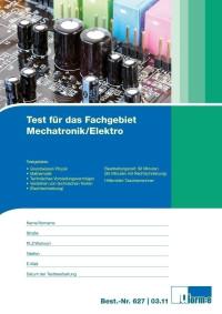 Test für den Bereich Mechatronik/Elektro