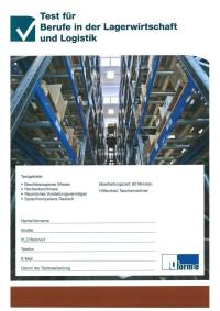 Test für Lagerwirtschaft und Logistik