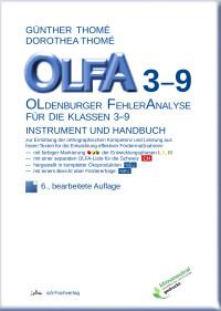 Oldenburger Fehleranalyse für die Klassen 3-9