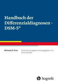 Handbuch der Differenzialdiagnosen - DSM-5®