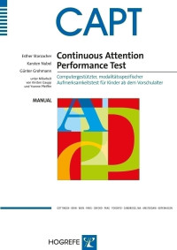 Continuous Attention Performance Test