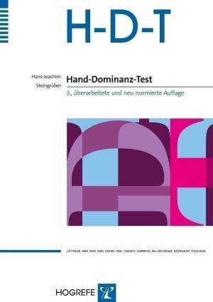 Test komplett bestehend aus: Manual, 10 Testbogen, Schablone und Box