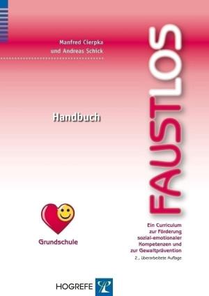 Curriculum komplett bestehend aus:Handbuch, Anweisungsheft, Folienordner mit Bildmaterial inkl. CD-ROM und Koffer. Die Lieferung des FAUSTLOS Koffers kann nur an Absolventen einer Schulung durch das Heidelberger-Präventions-Zentrum erfolgen. Schulungsguts