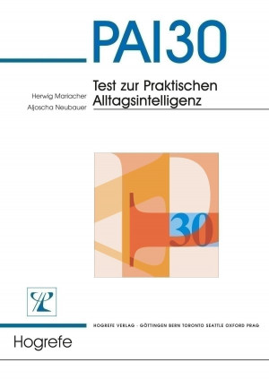 Test komplett bestehend aus: Manual, Testheft, 5 Antwortheften und Mappe
