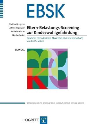 Test komplett bestehend aus: Manual inkl. CD, 5 Fragebogen, Schablonen, 5 Auswertungsbogen und Mappe