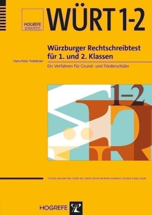 Test komplett bestehend aus: Manual, 5 Testhefte WÜRT 1, 5 Testhefte WÜRT 2, Schablonensatz und Mappe