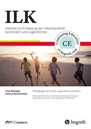 Test komplett bestehend aus: Manual, 10 Ratingbogen für Kinder, 10 Ratingbogen für Jugendliche, 10 Ratingbogen für Erwachsene, 10 Auswertebogen und Box