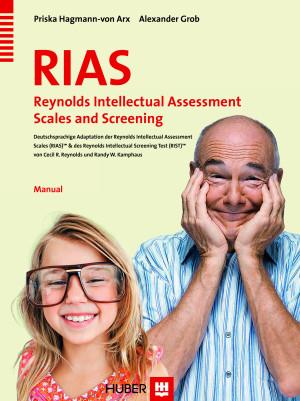 Test komplett bestehend aus: Manual, 20 Protokollbogen RIAS, 20 Protokollbogen RIST, Stimulusbücher 1, 2, 3, Sichtschutz und Koffer