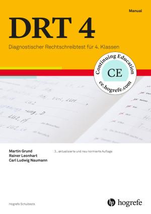 Test komplett bestehend aus: Manual, je 5 Testhefte Form A+B, je 5 Fehleranalysebogen Form A+B und Mappe