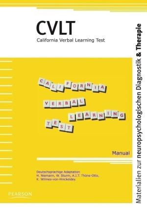 Test komplett bestehend aus: Manual, Protokollbogen S1, S2, S3, K1 und K2