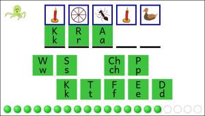 Lautarium - PC-gestütztes Förderprogramm für Lese-Rechtschreibschwierigkeiten, bestehend aus: Manual und USB-Stick