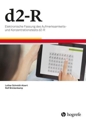 d2-R (HTS 5) d2-R – Elektronische Fassung des Aufmerksamkeits- und Konzentrationstests d2-R, Testkit inkl. 50 Nutzungen und Manual