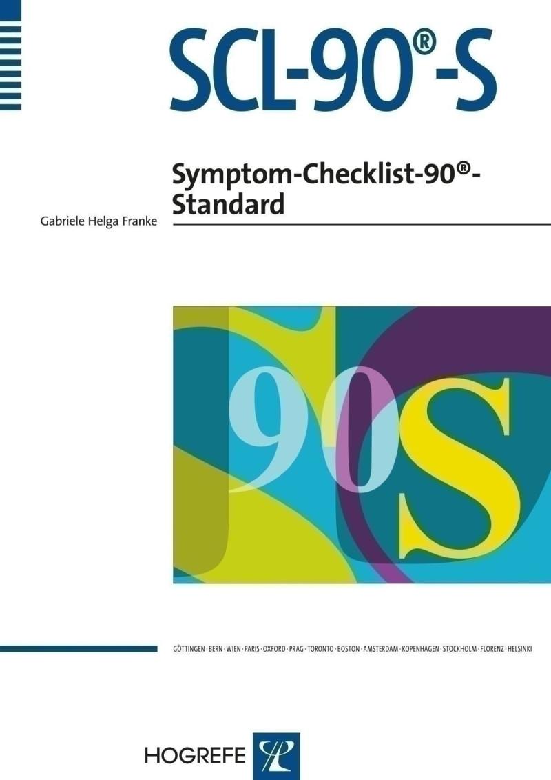 Test komplett bestehend aus: Manual, 5 Fragebogen, 5 Auswertungsbogen, 5 Profilbogen, Schablonensatz und Mappe