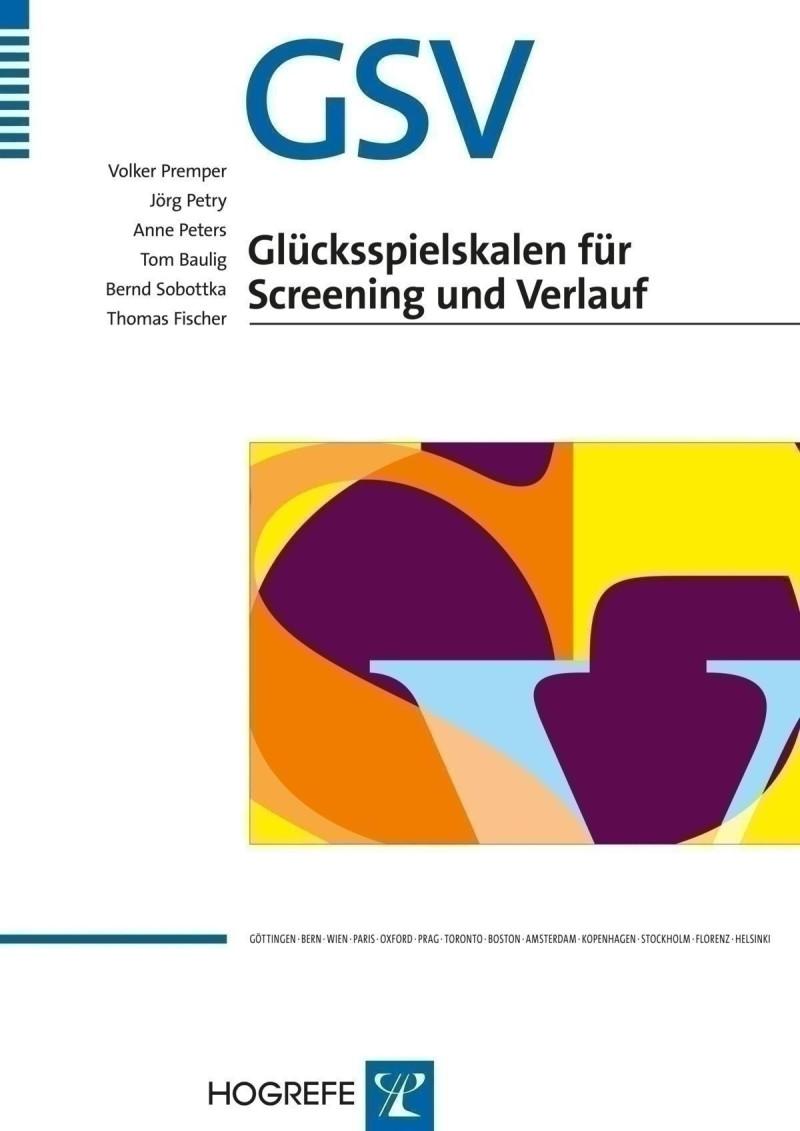 Test komplett bestehend aus: Manual, 20 Fragebogen KFG, 20 Fragebogen SFG und Mappe