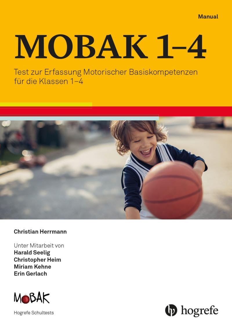 Test komplett bestehend aus: Manual, 25 Protokoll- und Auswertungsbogen Einzeltestung, 25 Protokoll- und Auswertungsbogen Gruppentestung und Materialset