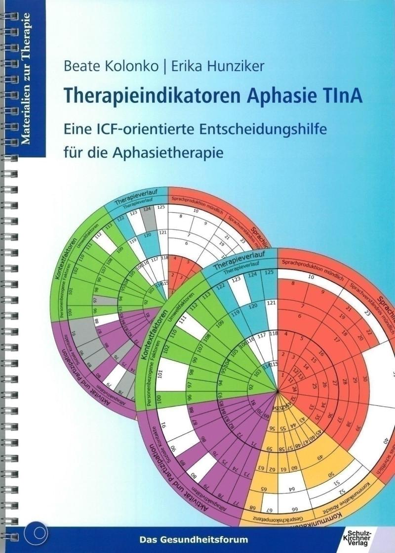 Materialien zur Therapie, 112 Seiten, Spiralbindung, kt